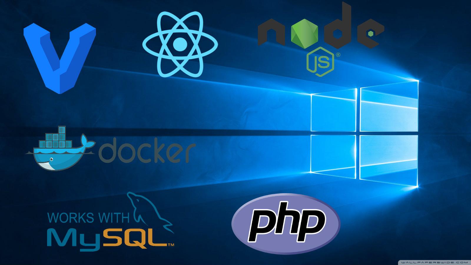 Developing web applications on Windows 10 - TechyFingers